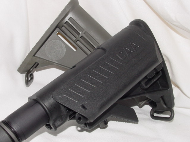 Command Arms Accessories M4 Stock Saddle