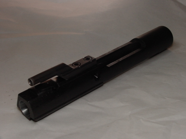 AR15 Bolt carrier with key