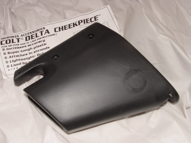 Cherokee Accessories Delta Cheek Piece