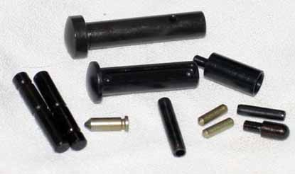 Lower Receiver Pin & Detent Kit