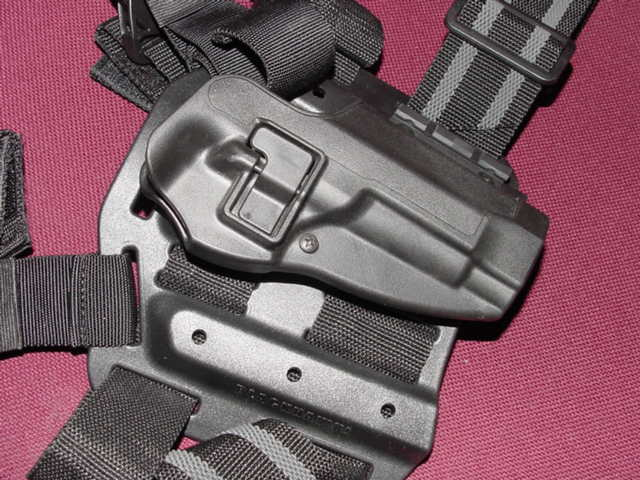 BlackHawk Tactical Holster Platform (Thigh Rig)