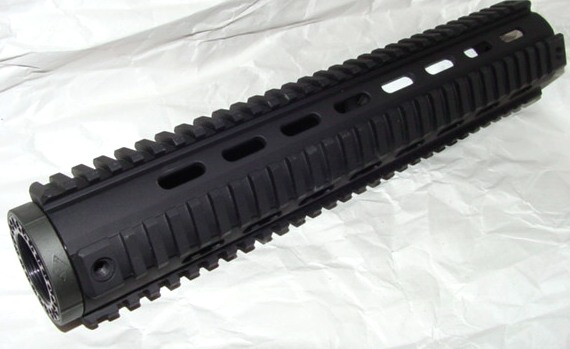 YHM Solid Rifle Quad Rail Handguards