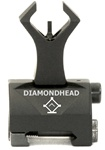 Diamondhead HYBRID Flip-Up Front Combat Sight